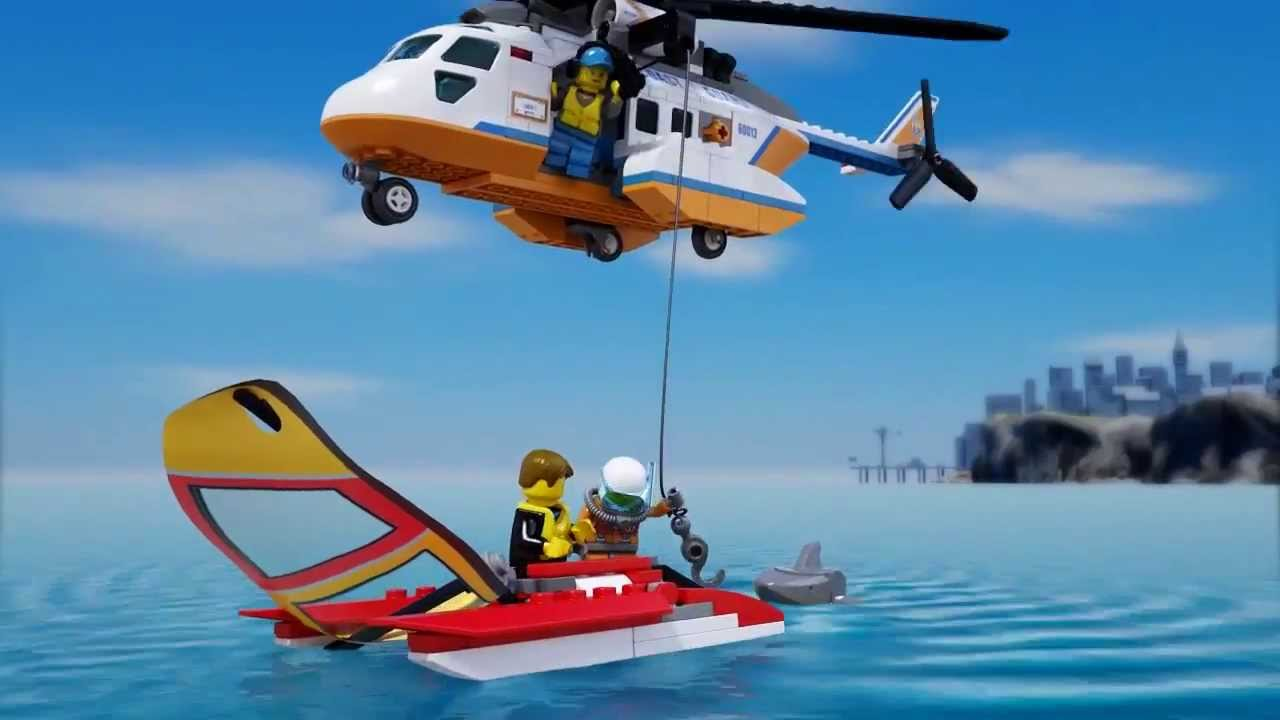 lego city helicopter rescue with Watch on Watch in addition Lego City Jungle Exploration Site additionally Poster Lego City Fire moreover Research Institute Official Images further Watch.