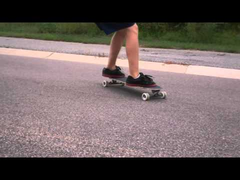 Powell Peralta Gbones 96a Test Video Review