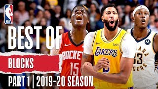 Best of Blocks | Part 1 | 2019-20 NBA Season