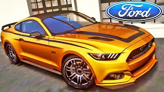Ford Mustang 2015 - GTA IV