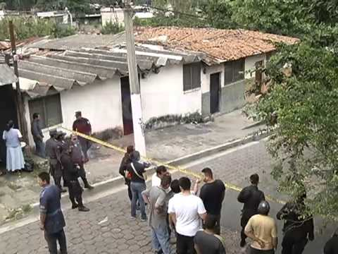 4 personas fallecieron en tiroteo de Mejicanos