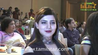 Stars At South Scope Life Style Awards Function