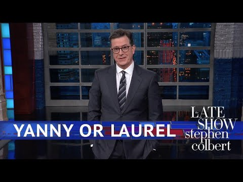 Trump's Cabinet Is Divided On 'Yanny Or Laurel'