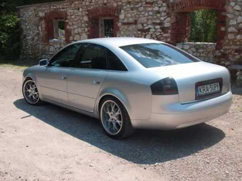 AUDI A6 C5 Tuning made in Polish