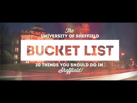 30 things to do in sheffield youtube. Black Bedroom Furniture Sets. Home Design Ideas