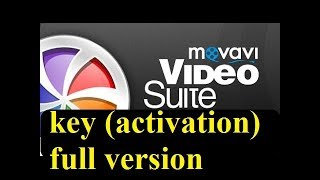 Movavi Video Suite 17.3 + key (activation) full version/video editing software