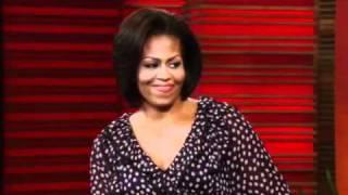 First Lady Michelle Obama Valentine's Day 2011 Interview