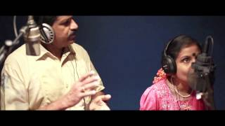 Celluloid - Katre Katre || J C Daniel - Tamil Movie || Song Making