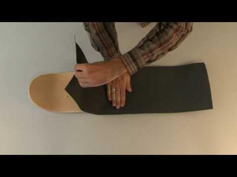 oxelo comment poser un grip de skate youtube. Black Bedroom Furniture Sets. Home Design Ideas