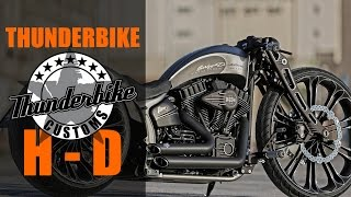 "Harley Davidson Softail Breakout ""R v3.0"" by Thunderbike 
