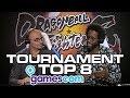 GAMESCOM2017 DRAGON BALL FighterZ Tournament TOP 8 Grand Finals