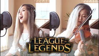 Ornn Theme | League of Legends - English Cover (Violin & Voice)
