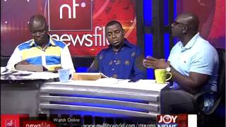 NDC Goes to the Polls - Newsfile (20-12-14)
