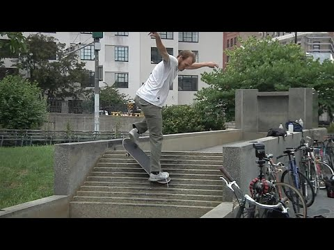 Quartersnacks • Favorite Spot with Max Palmer on the Canal Fountain