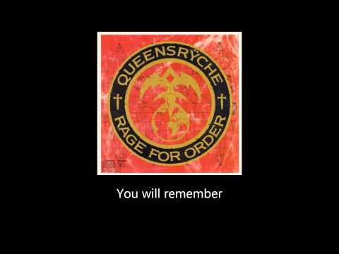 Queensryche - I Will Remember