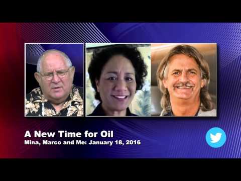 Energy News in Review: A New Time for Oil - Hermina Morita & Marco Mangelsdorf