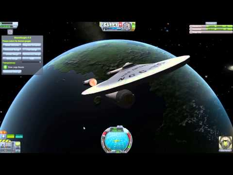Kerbal Space Program - Mods Mods Mods