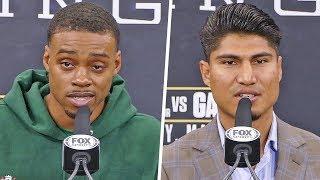 Errol Spence vs. Mikey Garcia FINAL PRESS CONFERENCE | Fox PBC