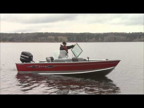 2012 Lund Boat: Alaskan video