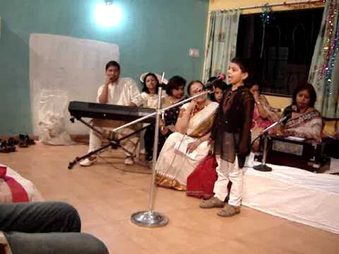 Beer Purush, Rabindra Kabita By Samriddha video