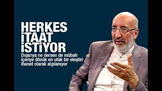 Abdurrahman Dilipak : Siyasetin dili ve media