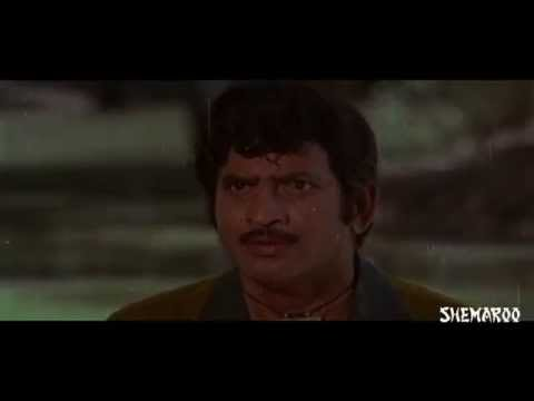 Kanchu Kagada Movie Scenes - Krishna Denying The Truth - Sridevi video