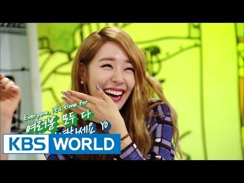 Hello Counselor - Taeyeon, Tiffany, Seohyun of Girls` Generation -TTS (2014.10.27)