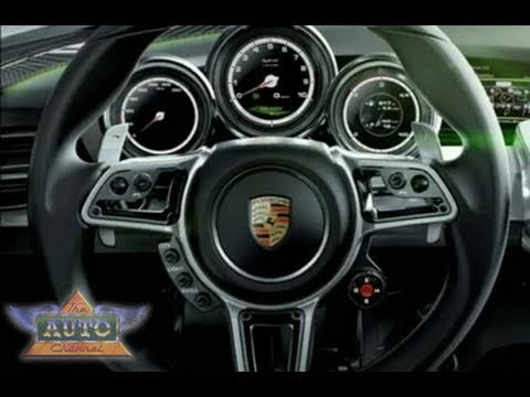 porsche 918 spyder concept promotional video diy reviews. Black Bedroom Furniture Sets. Home Design Ideas