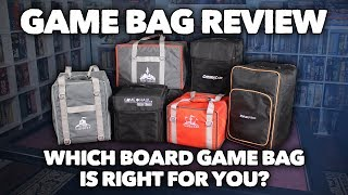 Board Game Bag Review: Which Bag Is Right For You?