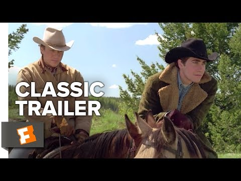 Brokeback Mountain Official Trailer #1 - Randy Quaid Movie (2005) Hd video