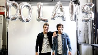 Dolan Twins TigerBeat Cover Shoot: Behind-the-Scenes