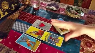 CANCER TAROT LOVE AND GENERAL HOROSCOPE READING FEBRUARY 2016