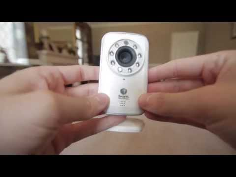 SwannSmart Video Security Camera - superb 3 min setup to your phone or tablet [Review]