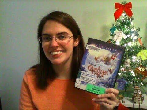 *Disney's A Christmas Carol (2009) w/ Jim Carrey* Movie Review
