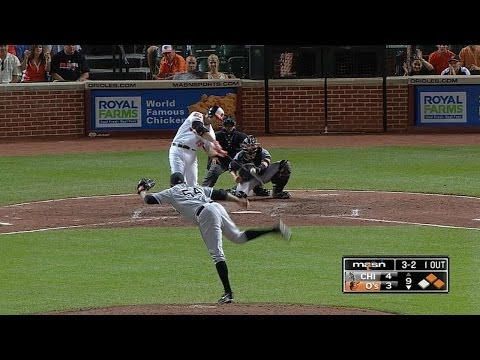 Davis wins it for O's with a walk-off homer