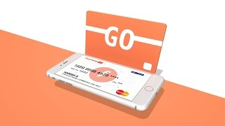 FreeCharge GO MasterCard- Shop Online