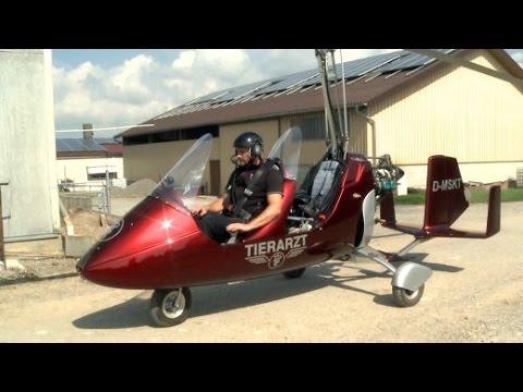 Ortstermin: Der fliegende Tierarzt