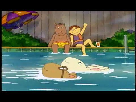 Arthur e seus amigos chegam ao Clube DX TV.