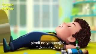 تعليم التركي بسهولة مقاطع الأطفال جان - مترجم عربي+تركي - الحلقة 17