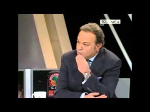 image vid�o هشام الخلصي يفقد أعصابه أمام قيس اليعقوبي