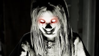 TRAPPED in a HAUNTED HOUSE with my GIRLFRIEND!! (Scary Game)