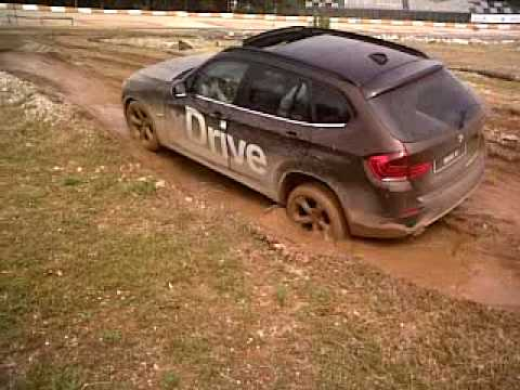 BMW X1 also does off-road