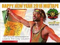 Happy New Year Mixtape 2018 Feat. JahCure, Chronixx,Busy Signal, Sizzla, Romain Virgo, Chris Martin