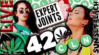 Expert Joints LIVE! at Sunset Beach Vancouver 420 2017