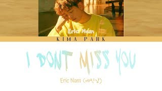 Eric Nam I Don T Miss You Color Coded Eng Español