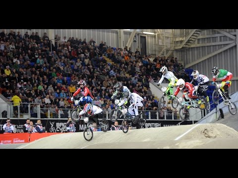 2015 UCI BMX Supercross World Cup Manchester - Tickets on sale soon