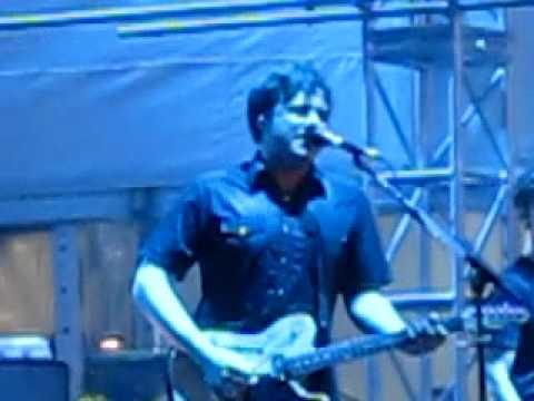 Jimmy Eat World - Work (live @ Adelaide Soundwave 2010)