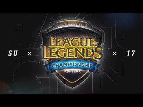 GCU vs. EUN - Final Promotion Day 2 Game 3 | NA LCS Summer Split | eUnited vs. GCU (2017)