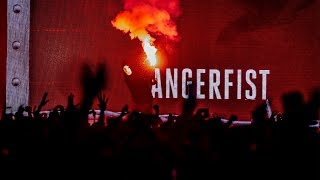 Angerfist Live @ Masters of Hardcore 2018 - Tournament of Tyrants