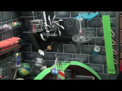 McDonogh School Rube Goldberg Machine 2014